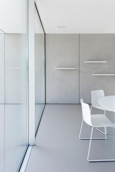 Otiima glass Aluminium buitenschrijnwerk MMTW allaert
