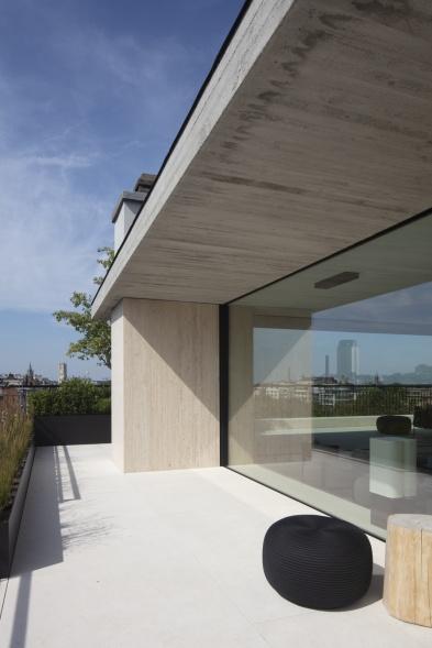 Glenn Sestig Otiima Allaert Aluminium Architectuur Gent