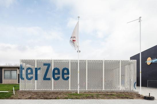 Allaert Aluminium - Campus Ter Zee Ostende