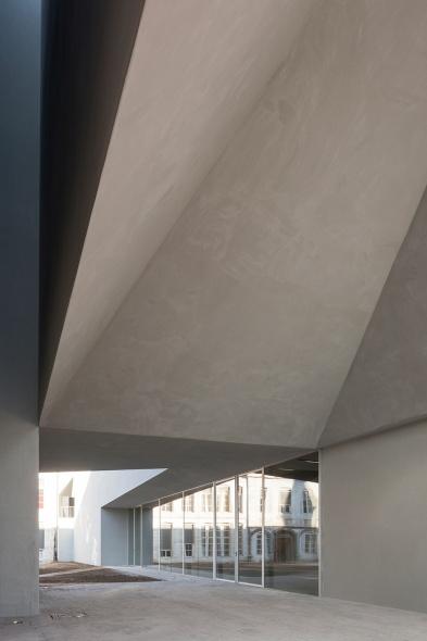 Saint-Luc - Otiima - Allaert Aluminium - Aires Mateus