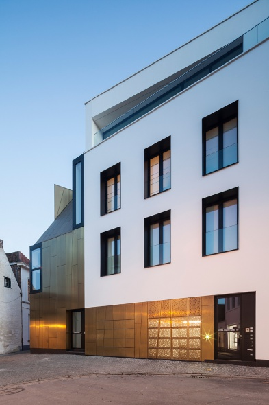 Patria, Kortrijk, Architectuur, Grote Markt, architecture, interior, design, Wit Blad, Adins-Vanlooveren, Messing