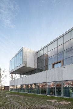 Campus Ter Zee - Ostende - Allaert Aluminium